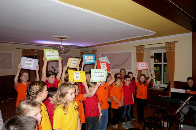Weihnachtsgrüße Musikalisch.Musikalische Weihnachtsgrüße Musikvolksschule Mitterdorf Im Mürztal